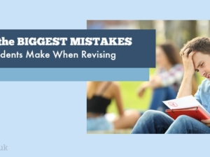 12 of the Biggest Mistakes Students Make When Revising