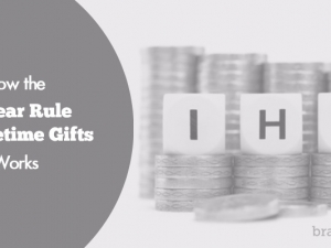 How the 14-Year-Rule for Lifetime Gifts Works