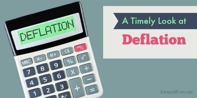 A Timely Look at Deflation