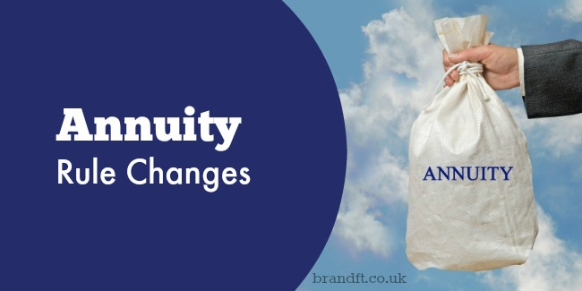 Annuity Rule Changes