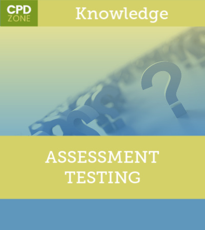 Assessment Testing Title Image