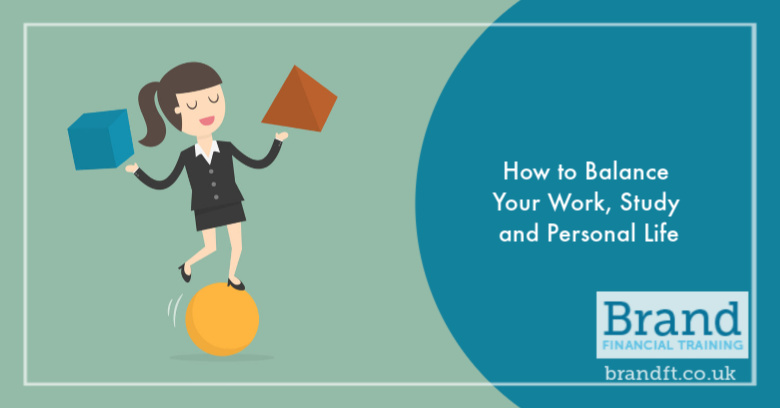 How to Balance Your Work, Study and Personal Life