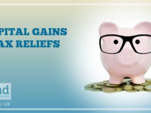 Capital Gains Tax Reliefs