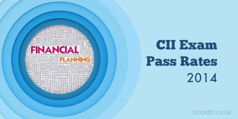 CII Exam Pass Rates 2014