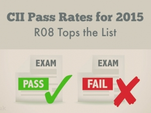 CII Pass Rates for 2015: R08 Tops the List