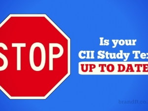Updates to CII Study Texts – 7 December 2018 through to 7 January 2019
