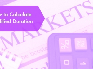 How to Calculate Modified Duration