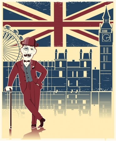 City Gent in London = Capital Employed