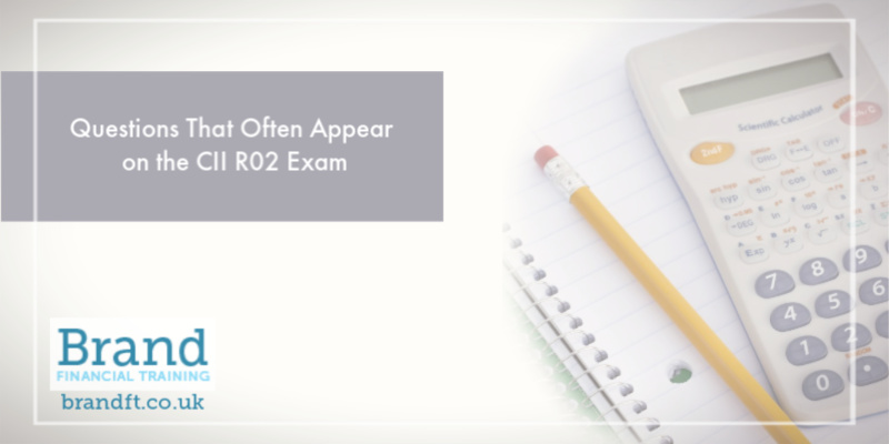 Questions That Often Appear on the CII R02 Exam