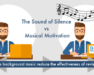 Does background music reduce the effectiveness of revision?