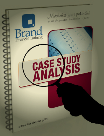 Comparing Brand Financial Training's Case Study Analysis with the Recent CII R06 Exam