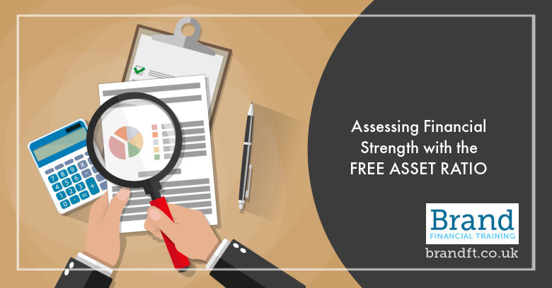 Assessing Financial Strength with the Free Asset Ratio
