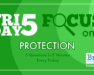 Friday Five Focus on Protection