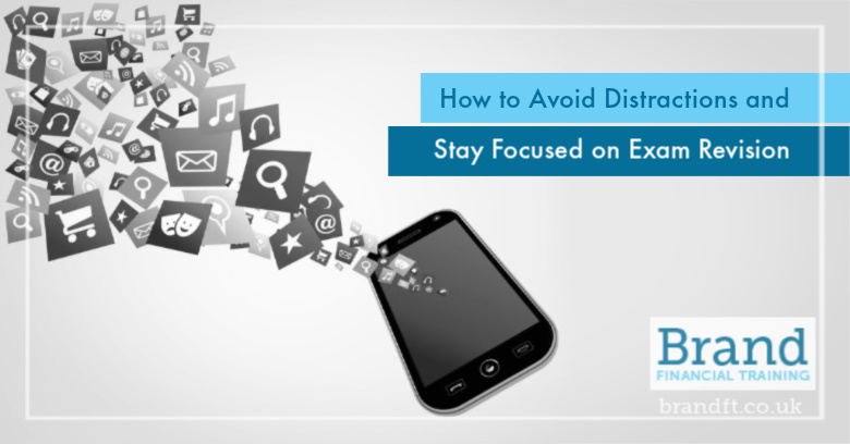 How to Avoid Distractions and Stay Focused on Exam Revision
