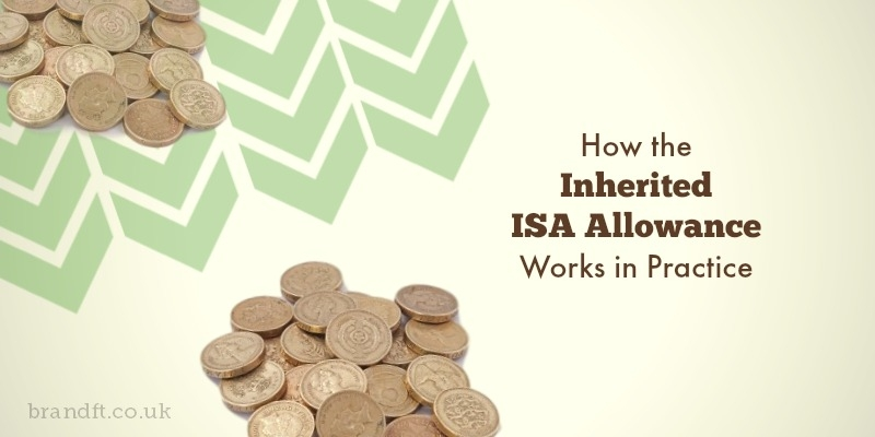 How the Inherited ISA Allowance Works in Practice