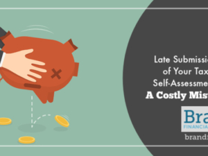 Late Submission of Your Tax Self-Assessment: A Costly Mistake