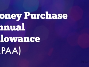 Money Purchase Annual Allowance (MPAA) – CII AF3, R04, J05
