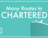 Many Routes to Chartered