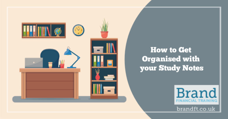 How to Get Organised with your Study Notes