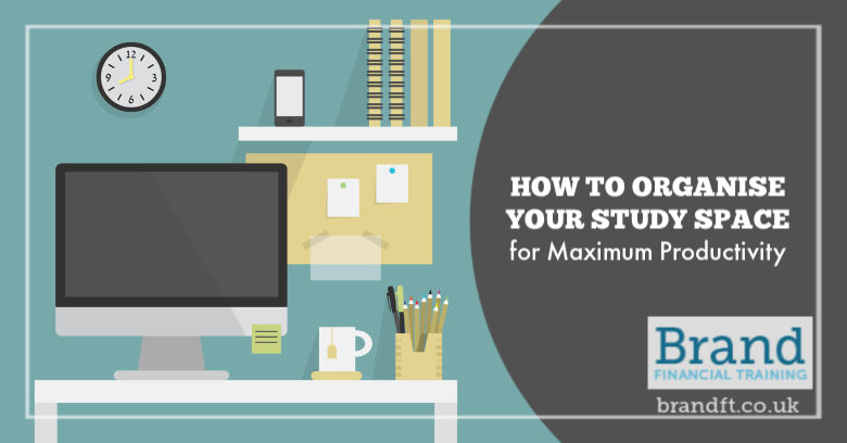 How to Organise your Study Space for Maximum Productivity