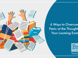 6 Ways to Overcome Panic at the Thought of Your Looming Exam