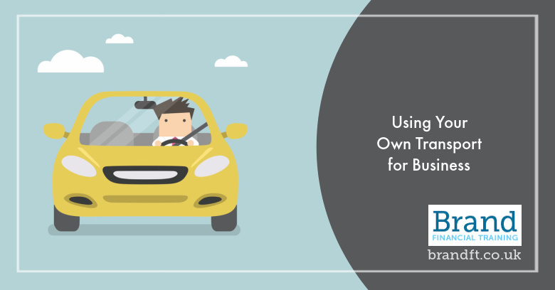 Using Your Own Transport for Business