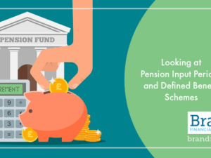 Looking at Pension Input Periods and Defined Benefit Schemes