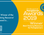 And the Winner of the 'Best Training Resource' Award is...