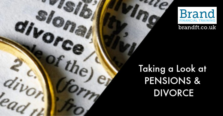 Taking a Look at Pensions & Divorce