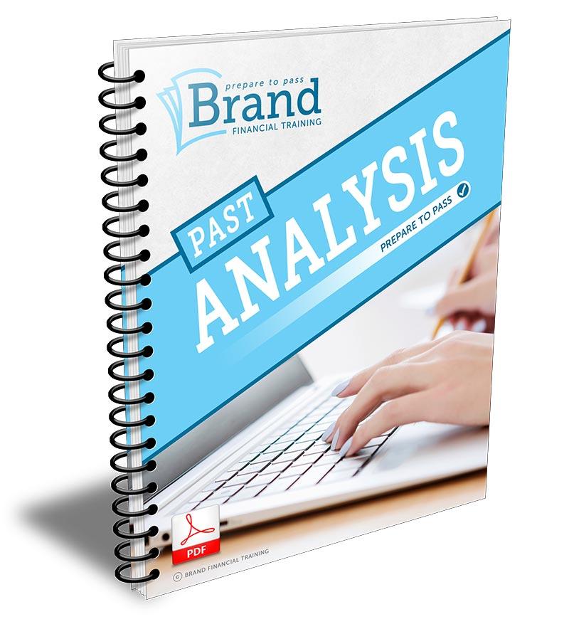 Product-Past-Analysis-Binder