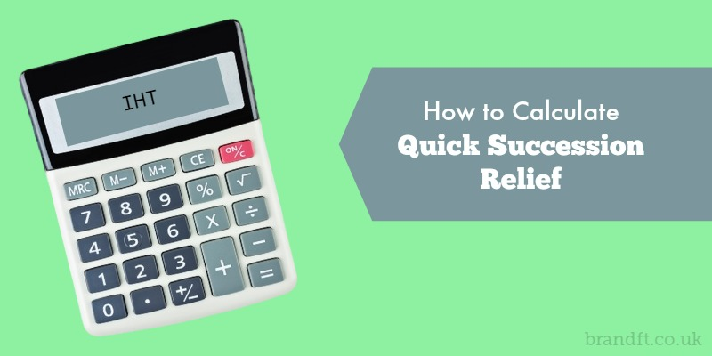 How to Calculation Quick Succession Relief