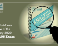 Our Post-Exam Review of the January 2020 CII R06 Exam