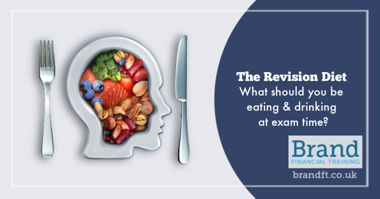 The Revision Diet - What should you be eating & drinking at exam time?