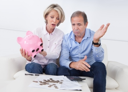 Older people finding it hard to borrow due to age limits