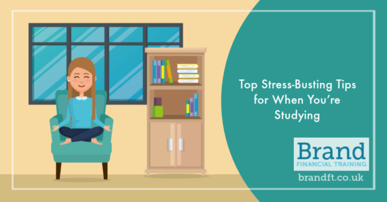 Top Stress-Busting Tips for When You're Studying