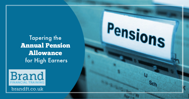 Tapering the Annual Pension Allowance for High Earners