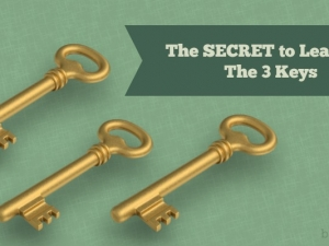 The Secret to Learning – The 3 Keys