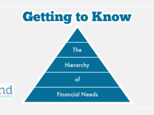 Getting to Know the Hierarchy of Financial Needs