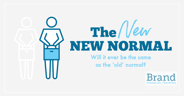 The New New Normal - Will it ever be the same as the 'old' normal?
