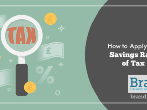 How to Apply the Savings Rate of Tax