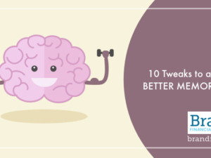 10 Tweaks to a Better Memory