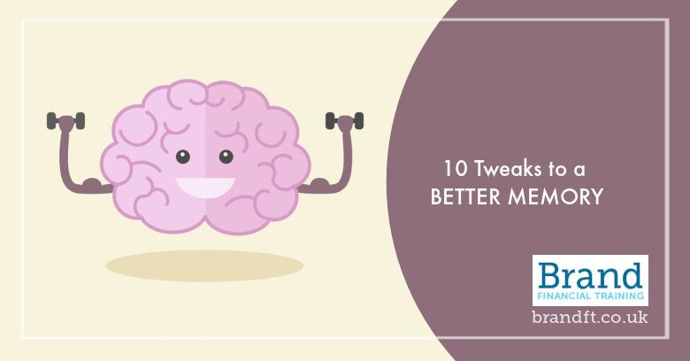 10 Tweaks to a Better Memory