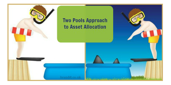 Two Pools Approach to Asset Allocation