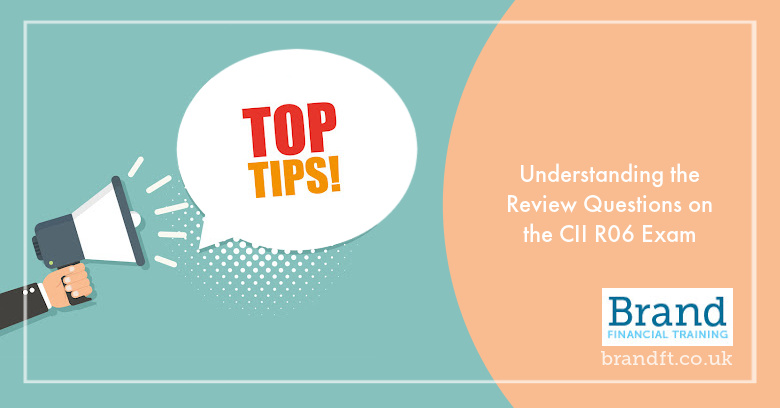 Understanding the Review Questions on the CII R06 Exam
