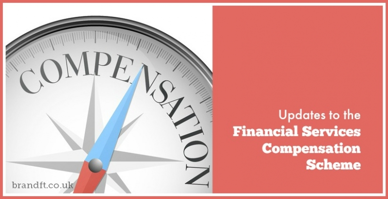 Updates to the Financial Services Compensation Scheme